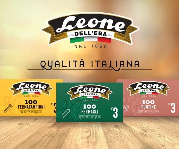 Re-Branding & Primary Packaging Leone Dell'Era